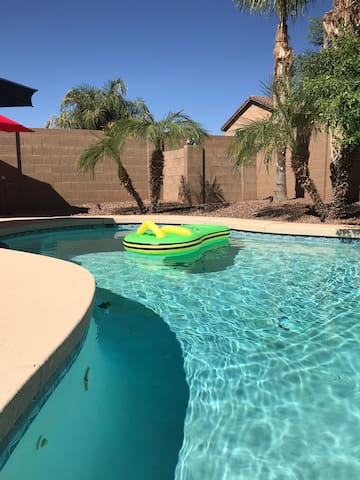 Private Pool with LOTS of extras