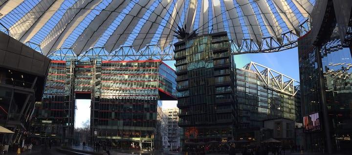 Potsdamer Platz-Top Spot Studio 3