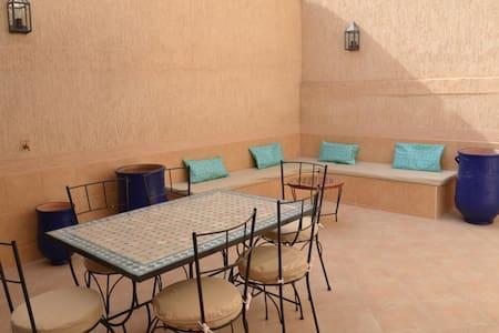 Maison à Agadir Quartier Charaf - Agadir