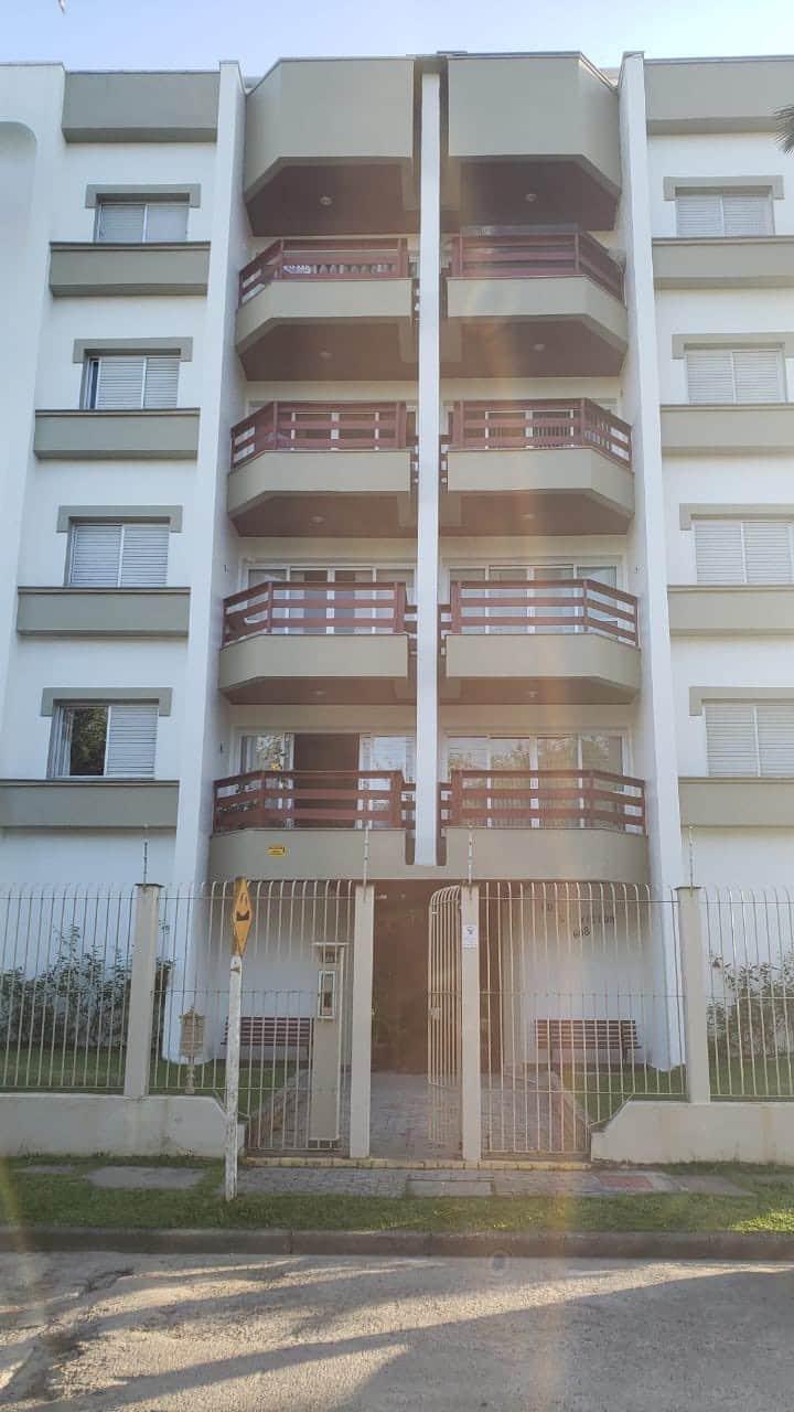 Apartamento com ótima localização- 2 quartos