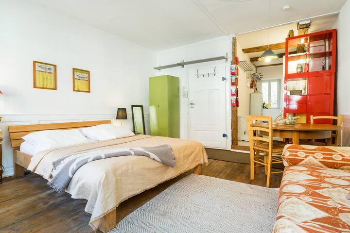 Schön und Bunt Apartment Z5C - Konstanz