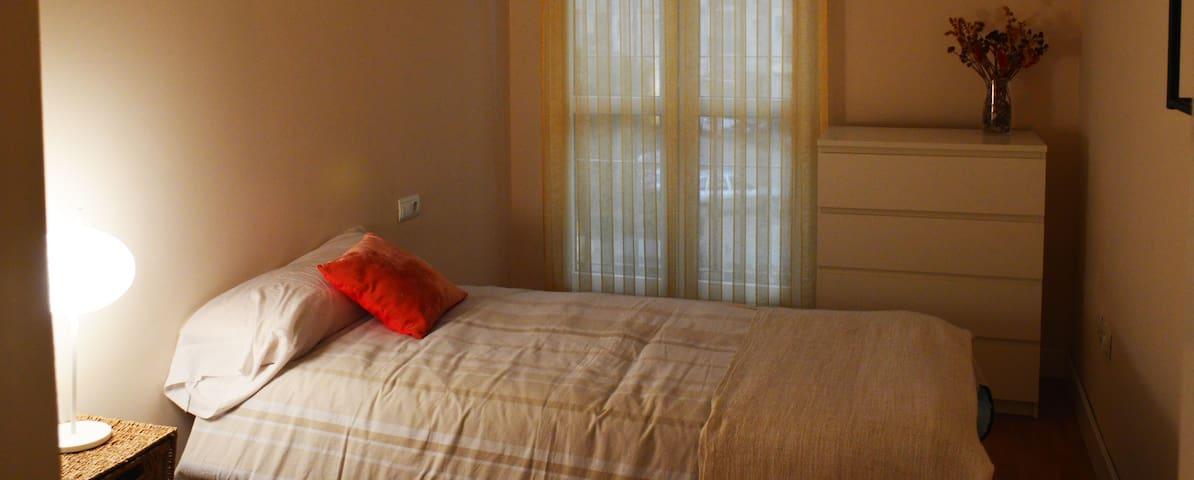 Cosy room in Plaza del Caballo. WIFI. - Jerez de la Frontera - Lägenhet