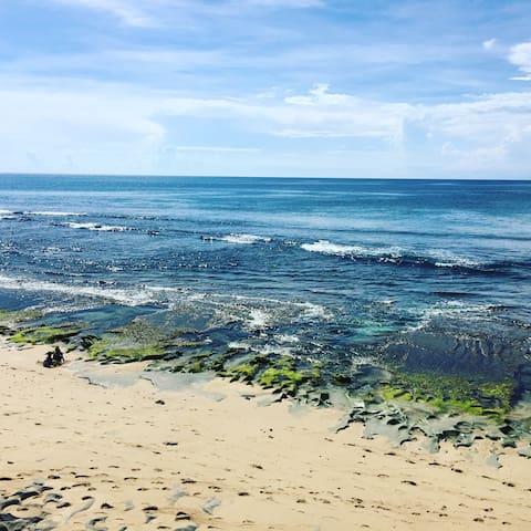 Bali Surfing Holiday 'Angleis House'