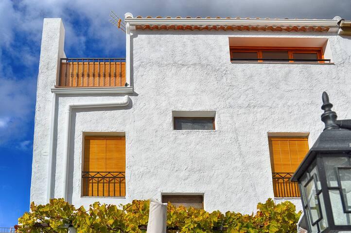 Vivienda Rural La Vieja Parra, Casa con Encanto - La Puerta de Segura - Talo