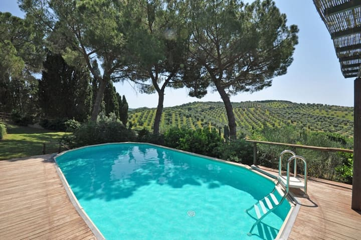 Marsilia 3 - Vacation Rental on the Tuscan Coastline