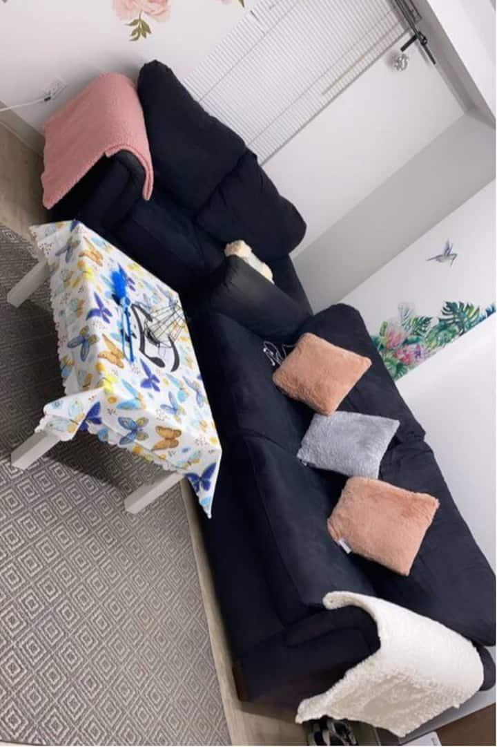 Cozy studio downtown montreal