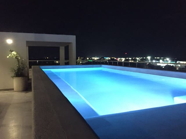 ZULIM 1 bedroom apartment with amazing rooftop
