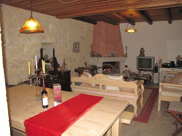 Παραδοσιακή κατοικία - Archanes - Huoneisto