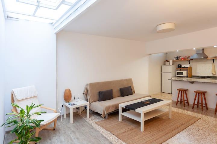 Confortable apartment in Famara