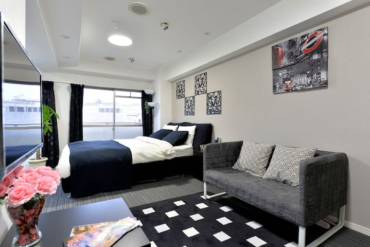Yokohama ,New!1 mins to Chinatown. - Yokohama - Apartment