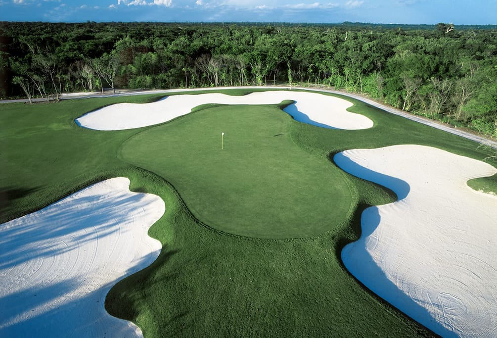 Jack Nicklaus designed Golf course