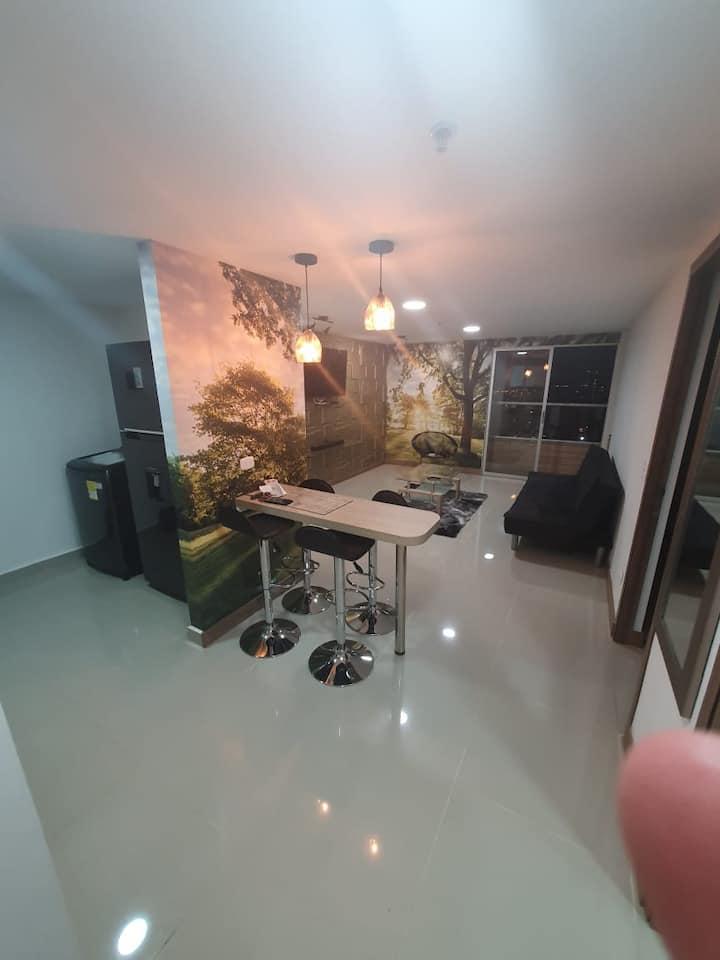 Apartamento en el mejor punto de Sabaneta