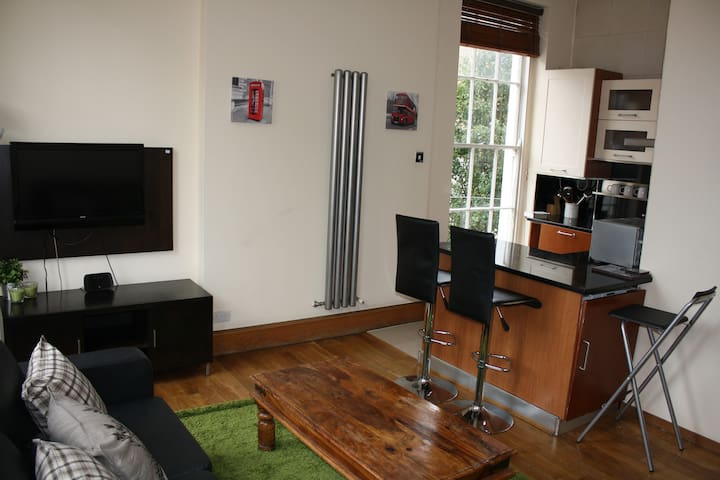 1 Bed Montagu Apartment - London