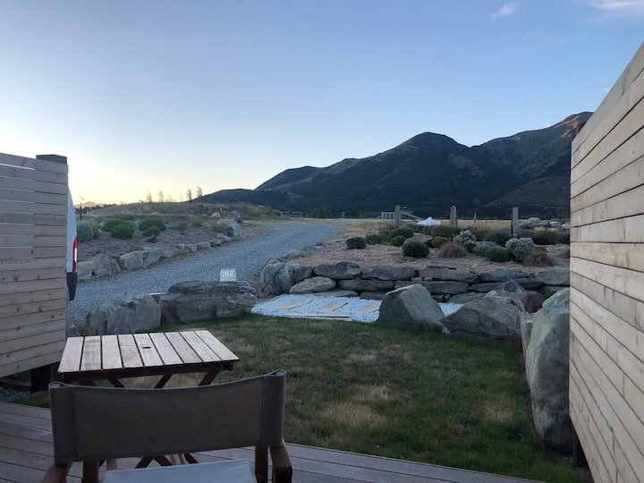 Sunset Suite near the Hawea River, Wanaka