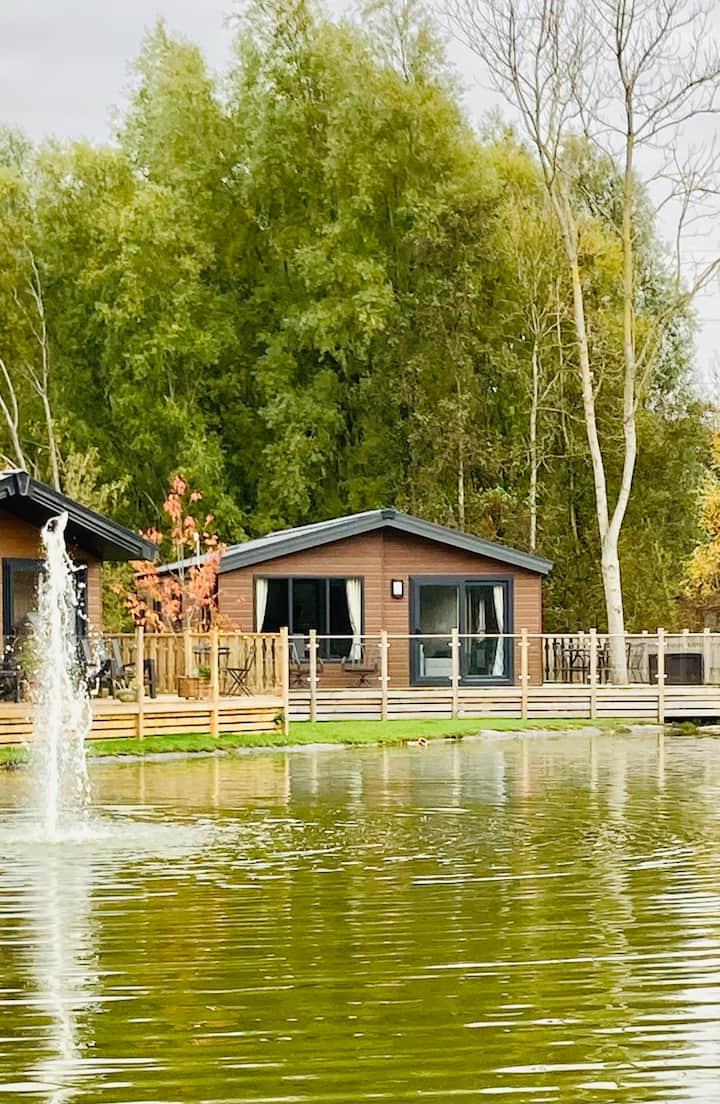 Coniston 9 Luxury Lodge - with beautiful views