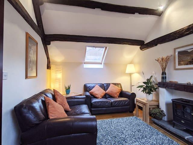 Cosy two bedroom cottage in Braithwaite.
