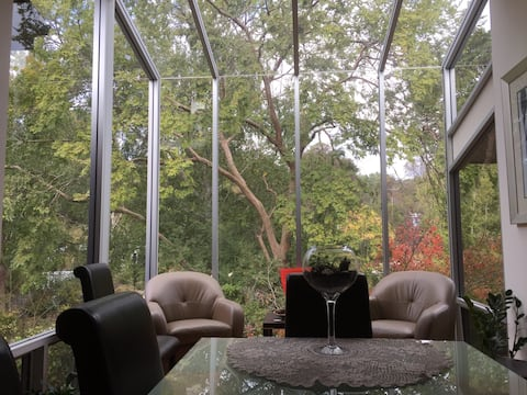 Hills Garden Retreat
