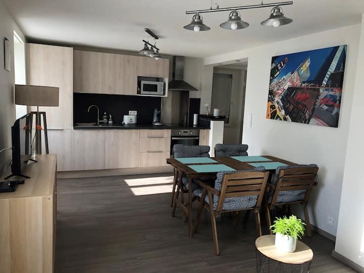 Beau logement cosy et moderne à Bischheim !