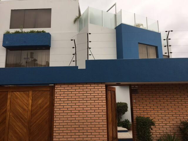 Mini apartamento con cocina, baño privado, terraza - อาเรกีปา - บ้าน