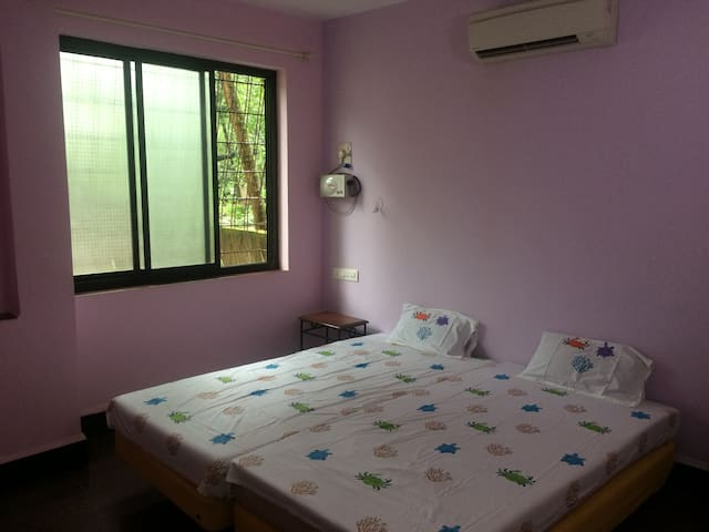 1 BHK in quaint location @ Betalbatim - Goa - Villa
