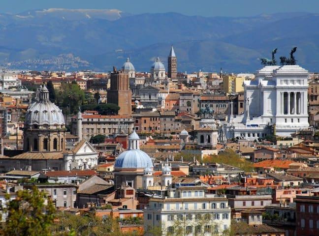 LA MAISON DI  MARY - Roma - Casa