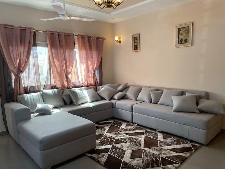 Cozy home in Bamako