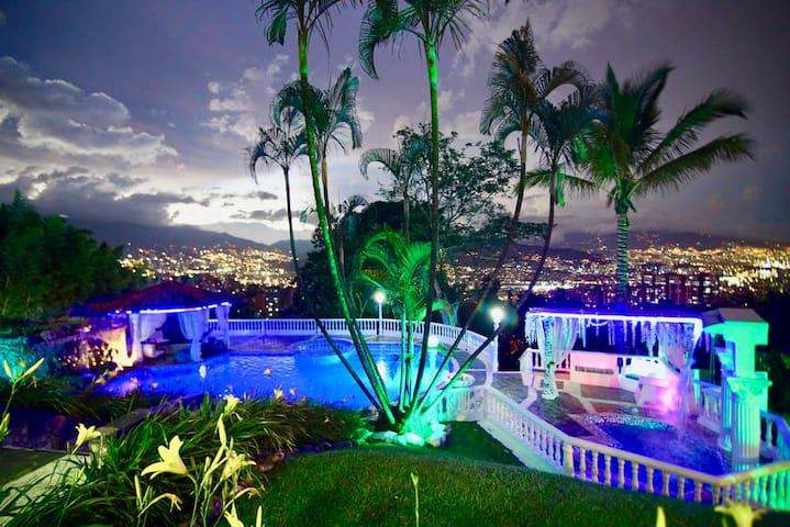 Medellín Mansion