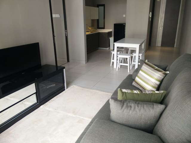 Whole duplex for 5 in Changkat KL - Kuala Lumpur - Apartment