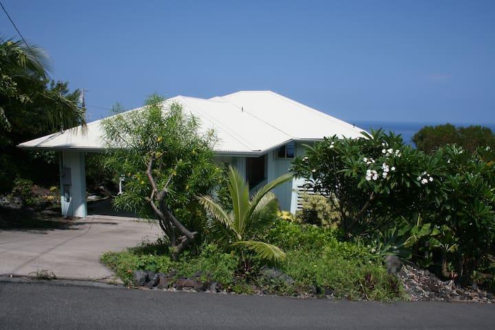 Peaceful Home with Ocean View & Beach Access