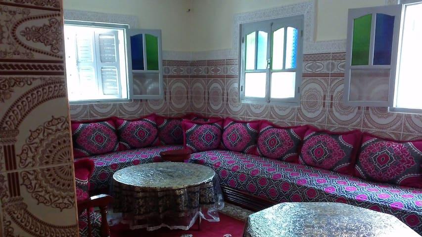 joli appartement à proximité des jardins marrakech - Marrakech - Appartement