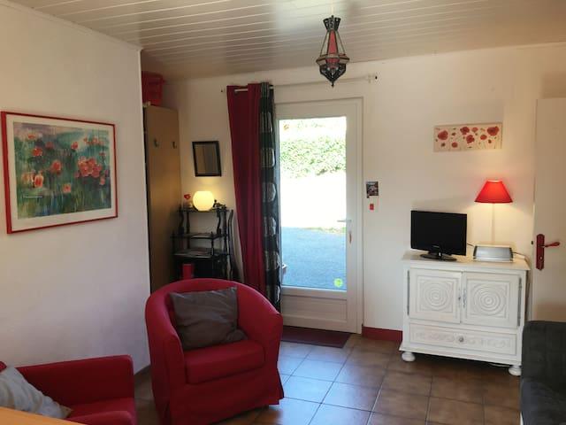 Maison coin de paradis Baie du Mont St-Michel ❤️