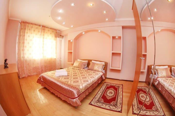 Mega Tower Almaty Уютная, чистая квартира в Алматы