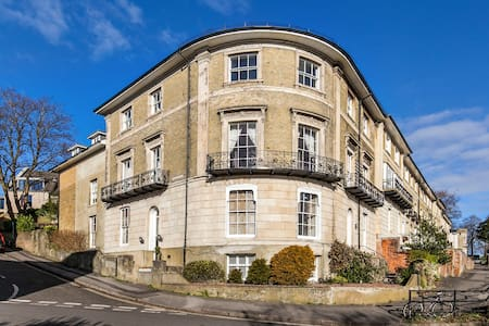 Luxury apartment in the centre of Winchester