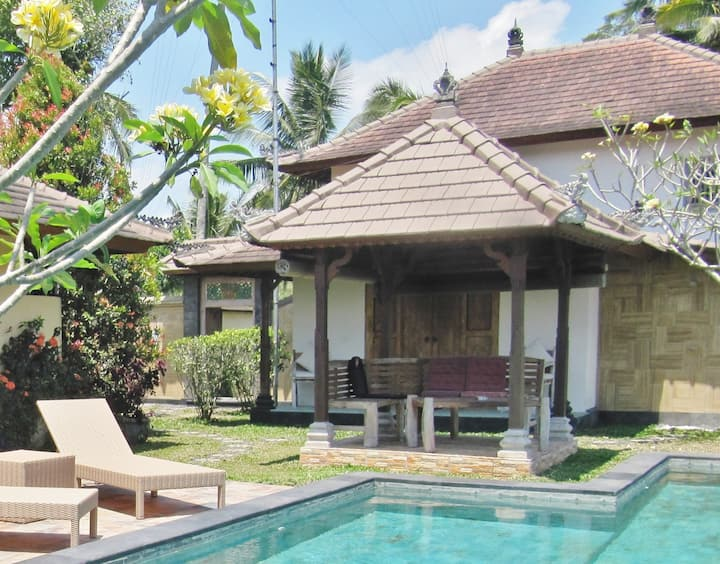 Ubud Home with a view-Private Bedroom
