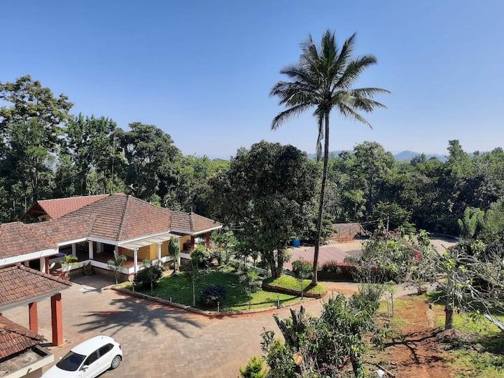 Best Villa in Chikkamagalur - Homestay in mudigere