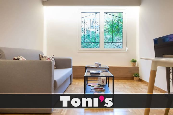 Toni's - 1BD home close to Metro and in City Centre