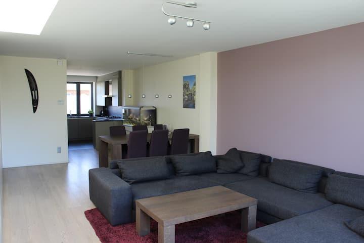 Modern house Hasselt