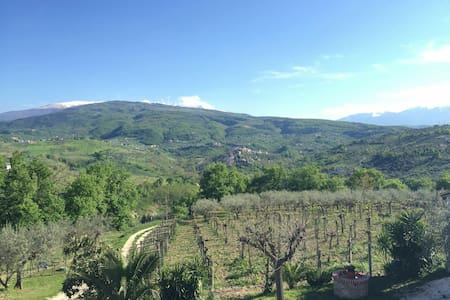 CASALE 1800, A ROOM WITH A VIEW. - Manoppello, Pe - Bed & Breakfast