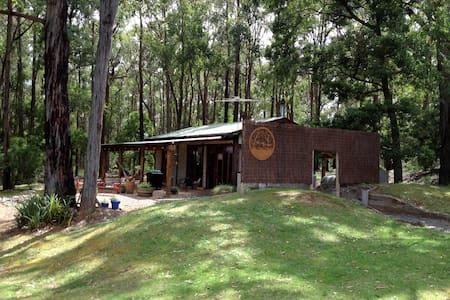 Mt.Riddell Cabin - 힐스빌 - 통나무집