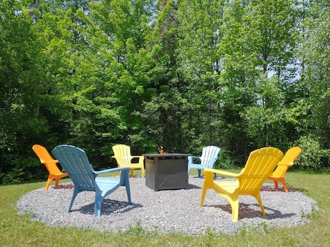 Private Cottage Beyond The Pines (15m to Shediac)