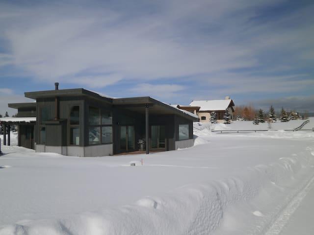 Modern Mountain Retreat - Alta - Ev