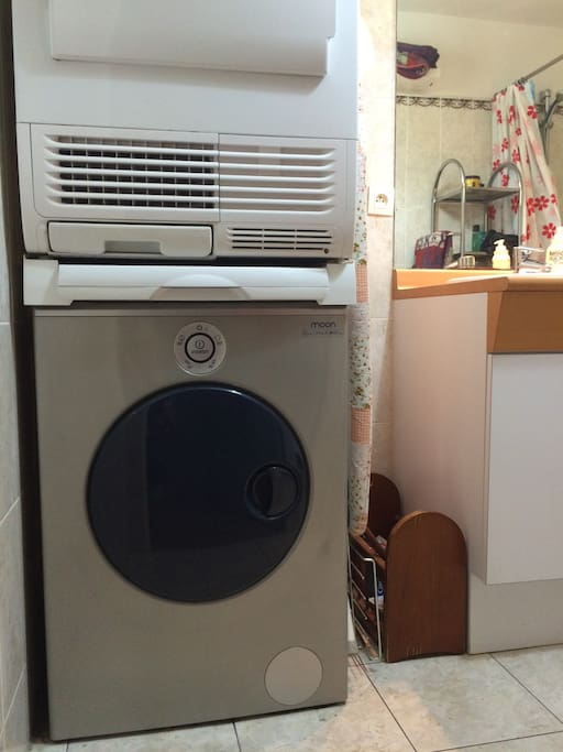 Lave linge/Washing machine
