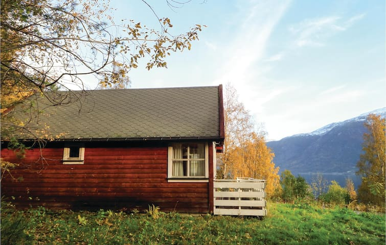 Holiday cottage with 2 bedrooms on 60 m² in Vallavik