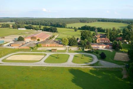 Islandpferdegestüt Kronshof - Wohnung Birta - Dahlenburg - Ortak mülk