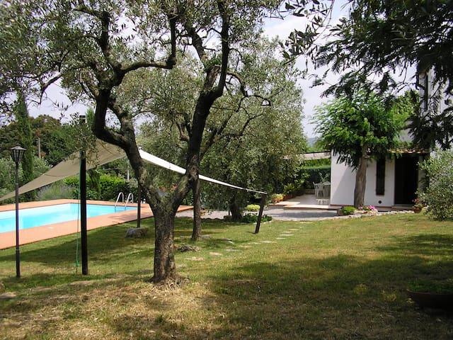 Casa al mare con piscina in Toscana - Bagno di Gavorrano - Huis