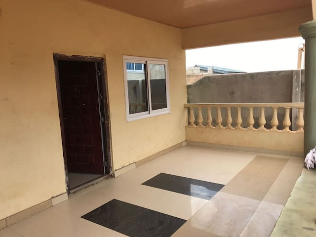 2 BEDROOM ABOKOBI - OYARIFA