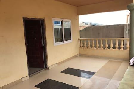 2 BEDROOM ABOKOBI - OYARIFA