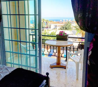 Double bed,yoga, Seaview, breakfast - Neo Chorio