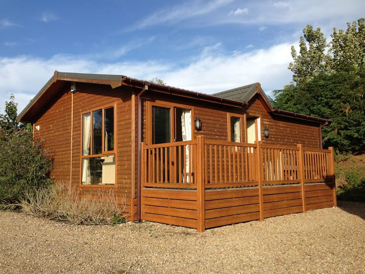 Tranquil 2bedrm Holiday Lodge With Scenic Views
