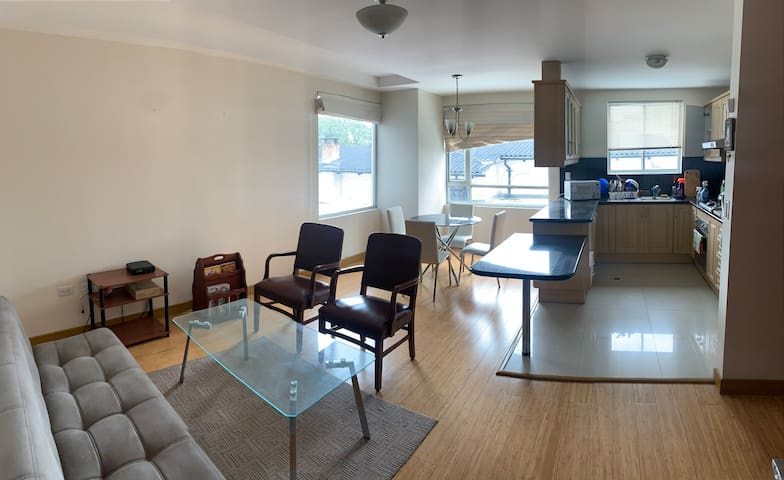 Confortable, moderna Suite Quito